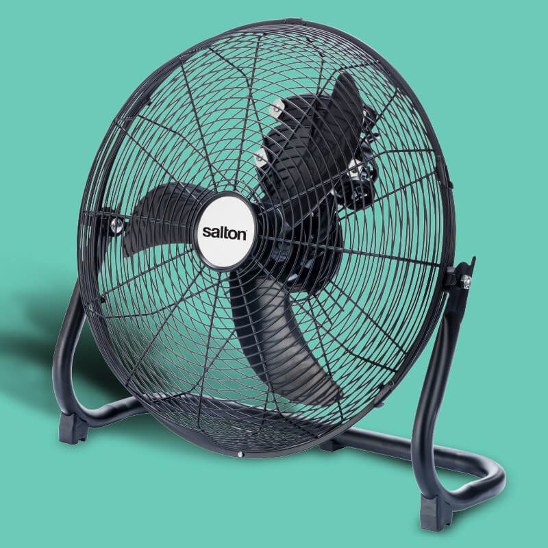 Salton High Velocity Floor Fan