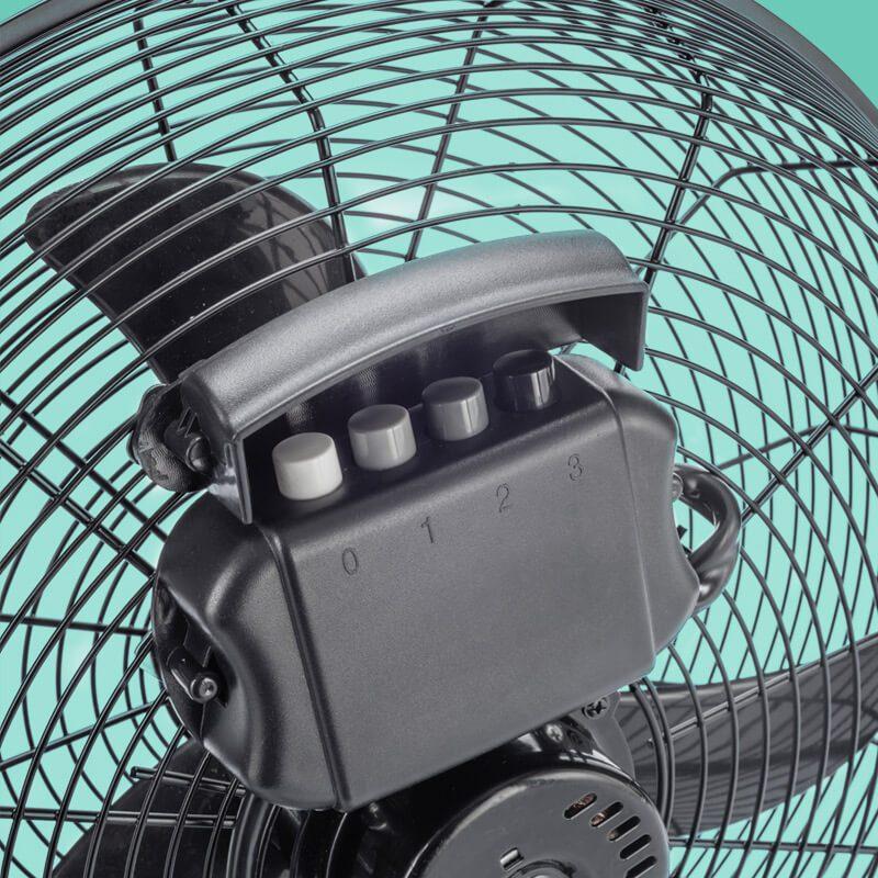Salton High Velocity Floor Fan
