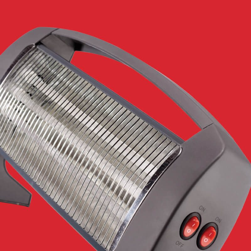 Salton 3 Bar Quartz Heater