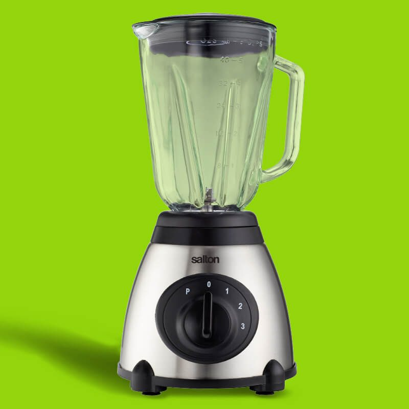 450w Stainless Steel Jug Blender With Mill
