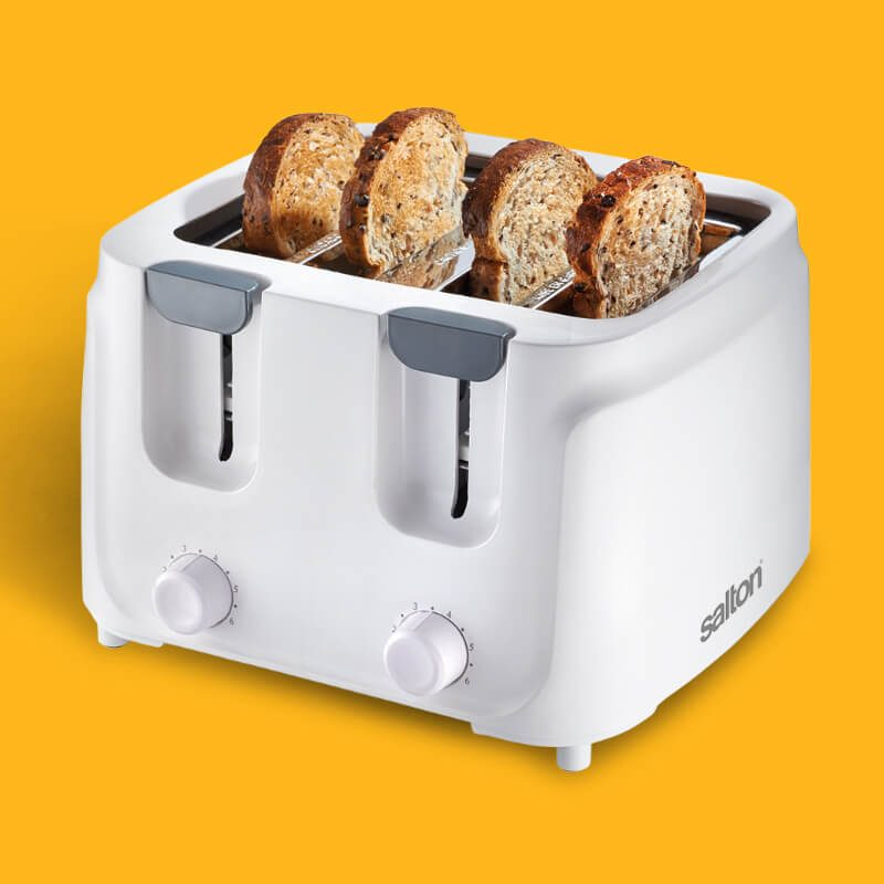 Cool Touch Four Slice Toaster