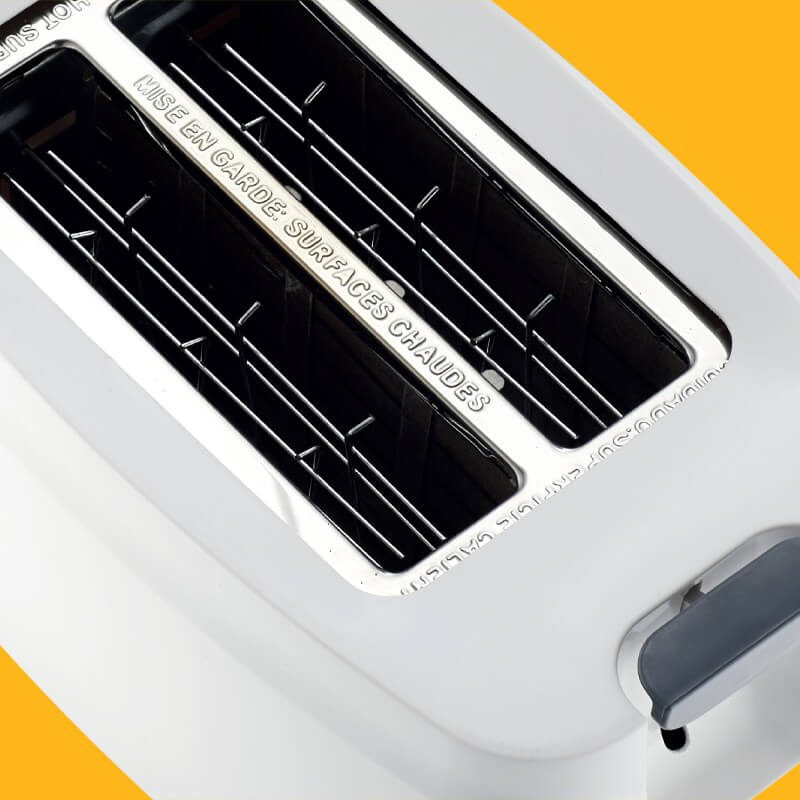 Cool Touch Two Slice Toaster
