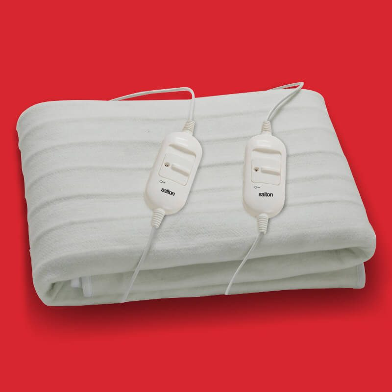Queen Fitted Electric Blanket