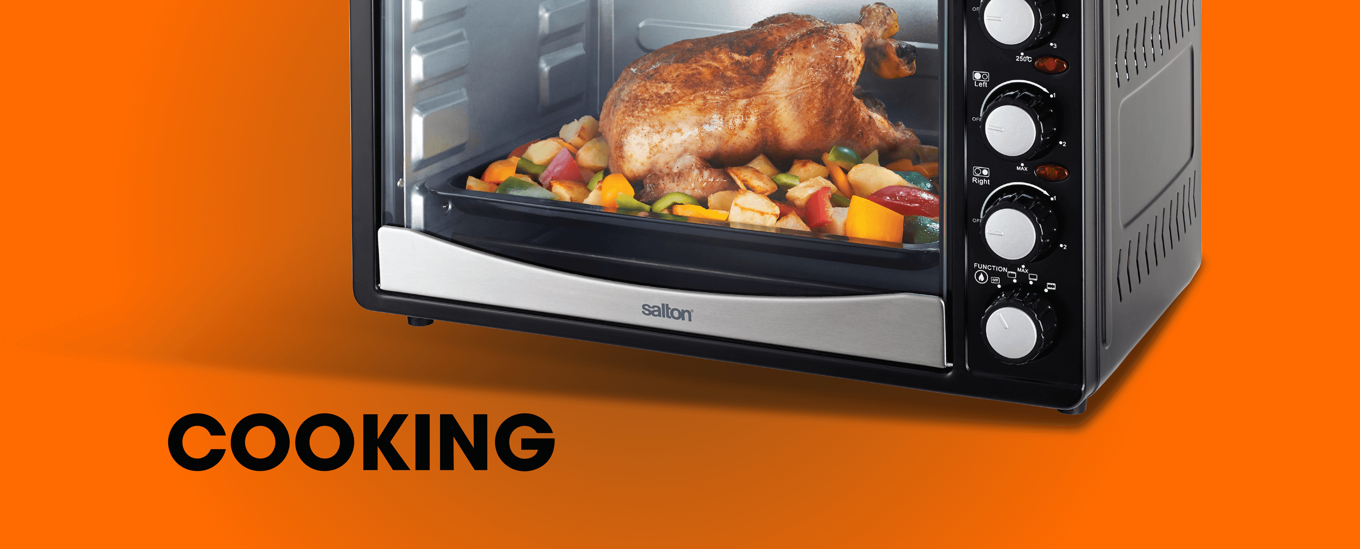 Cooking Appliances by Salton