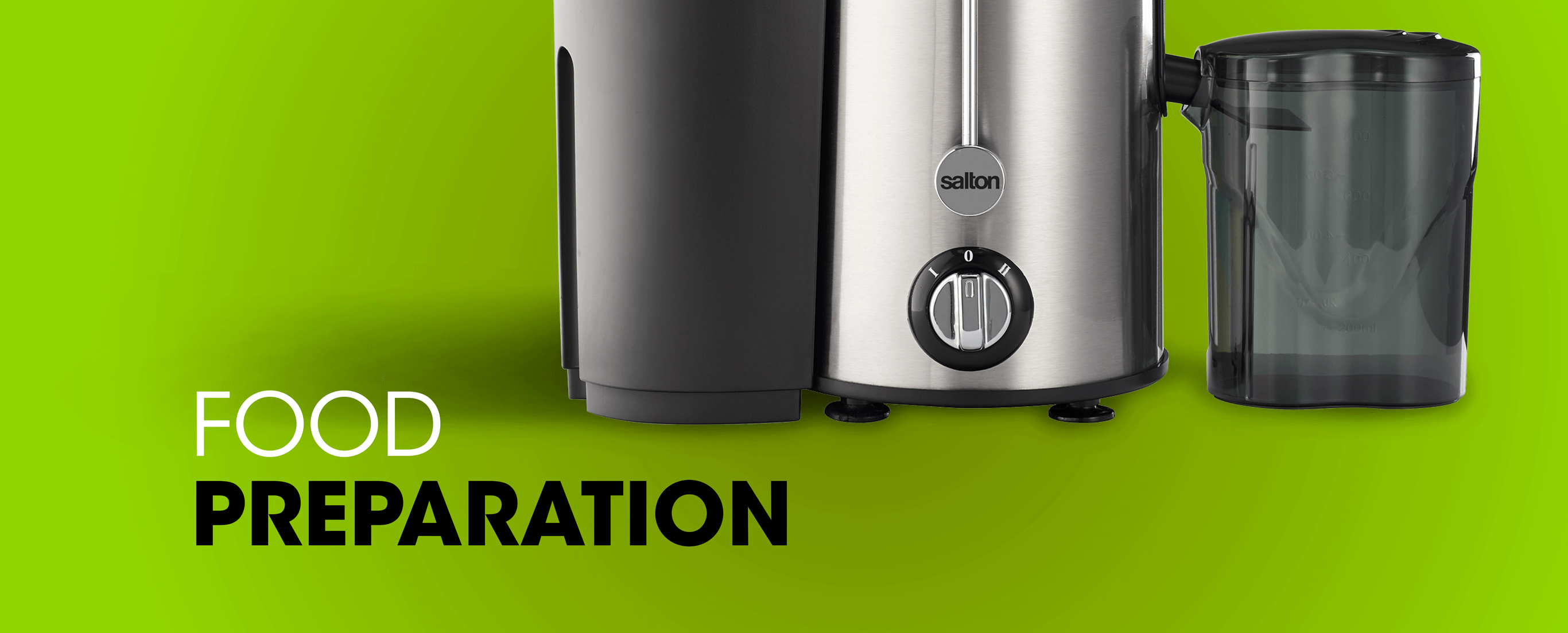 Food Preparation Appliances by Salton