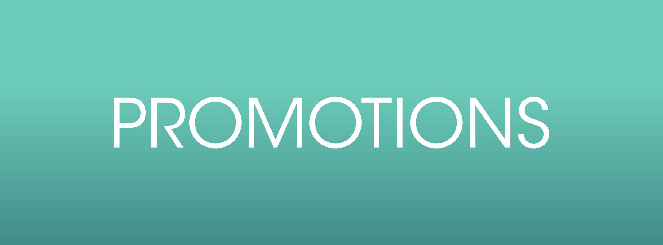 Salton Promotions