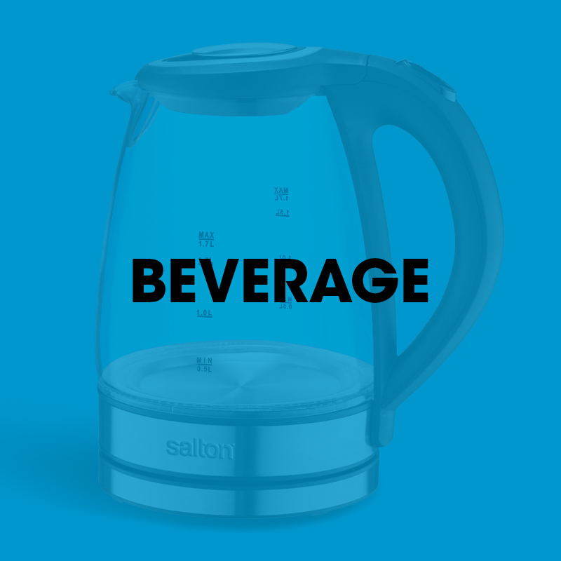 Beverage Appliances by Salton