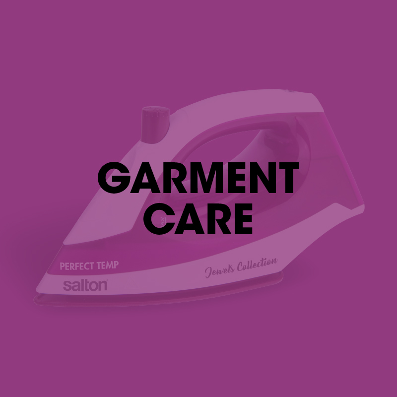 Garment Care Appliances by Salton