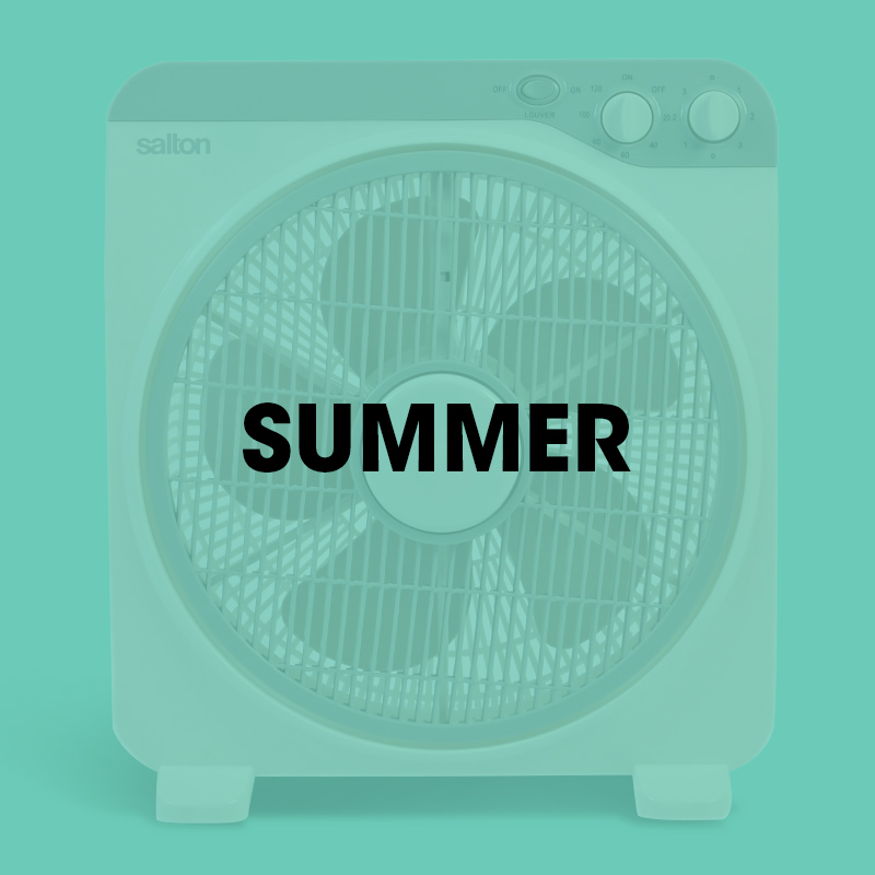 Summer Appliances by Salton