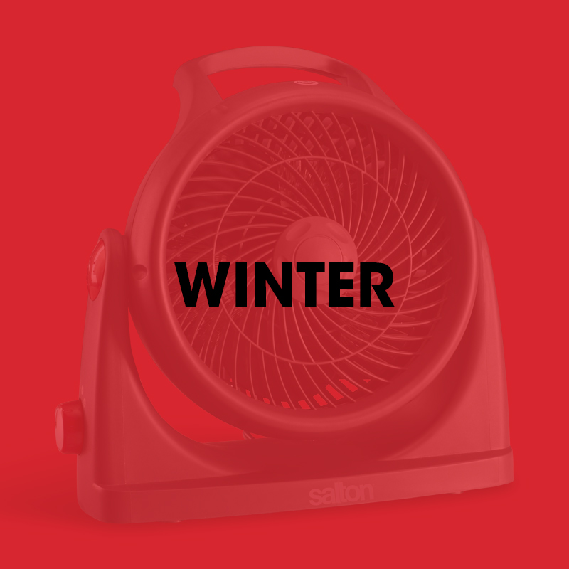 Winter Appliances by Salton